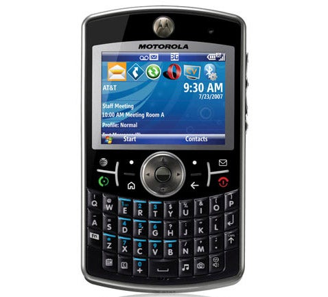 Official: Motorola Q Coming to AT&T
