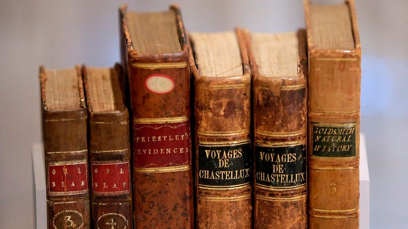 91-Year-Old Man Returns Library Book after 61 Years