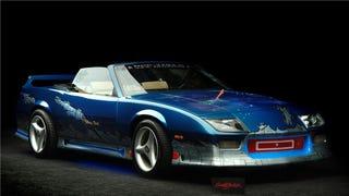 Enterprise-D-themed '91 Camaro RS Convertible, anyone?