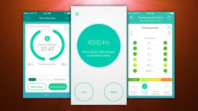 Test Your Hearing with These Mobile Apps