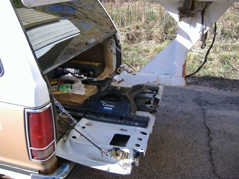 This Is NOT How To Install A Hitch
