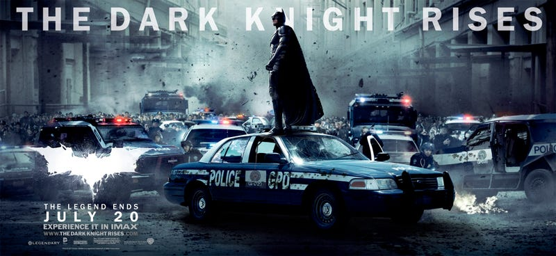 Banners for The Dark Knight Rises