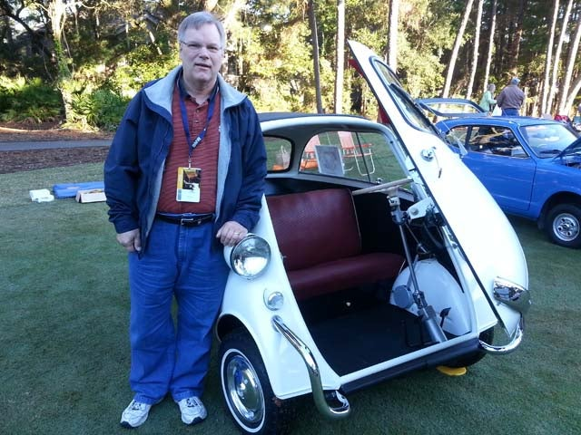 Pick Your Favorite Microcar at Today's Hilton Head Concours d'Elegance