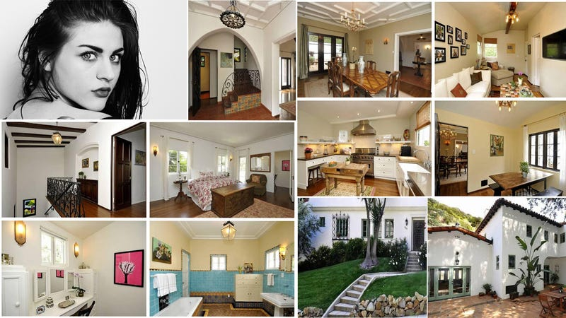 Frances Bean Cobain is Now an L.A. Homeowner