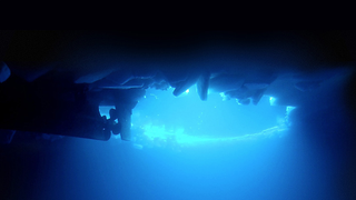 Stunning Drone Footage From Beneath The Ice Of Antarctica