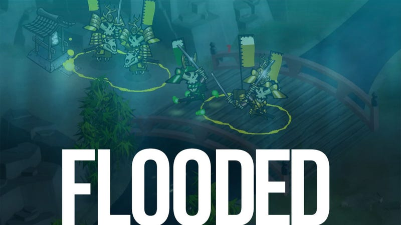 The Video Game That Survived a Flood