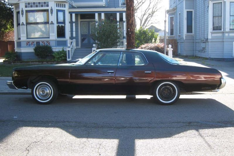 1973 Chevrolet Caprice Classic, With Bonus Big Chevy Poll