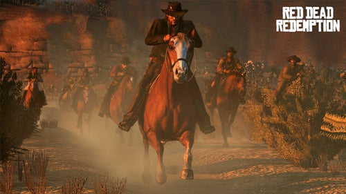 One Excellent Hour With Rockstar Games, Talking Red Dead Redemption