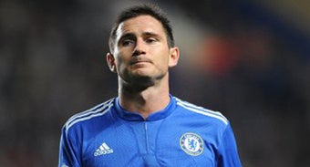 Frank Lampard Humiliated By A Cartoon Character
