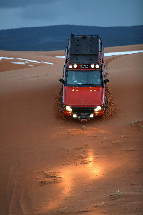 See The World In A Landy