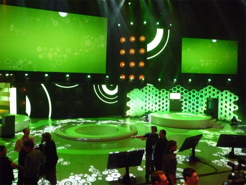 Microsoft's E3 Expo Live Blog