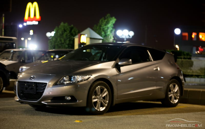 What I thought of Honda CR-Z after driving it for only two hours