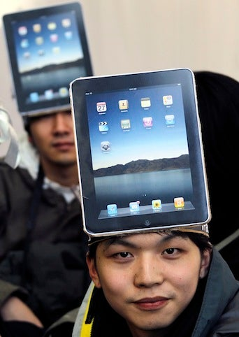 Your iPad Could Help Stalk You
