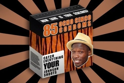 Chad Ochocinco Doesn't Want You Catching Any Venereal Diseases