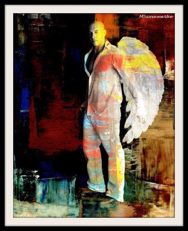 Vin Book: The Best of Vin Diesel's Amazing Facebook Fan Art