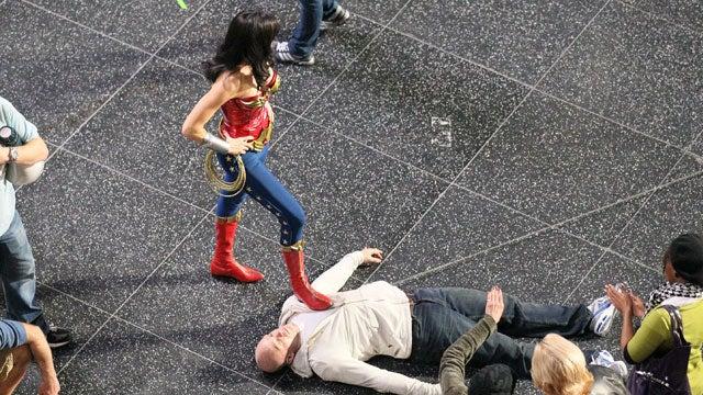 Wonder Woman pilot script rewrites make her more badass... sort of