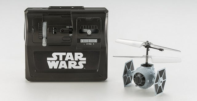 re enact epic star wars battles in your bedroom with these tiny rc