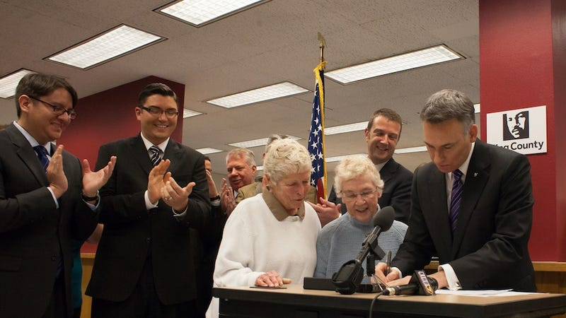 Turns Out Folks Love Legal Same-Sex Marriage in Washington State