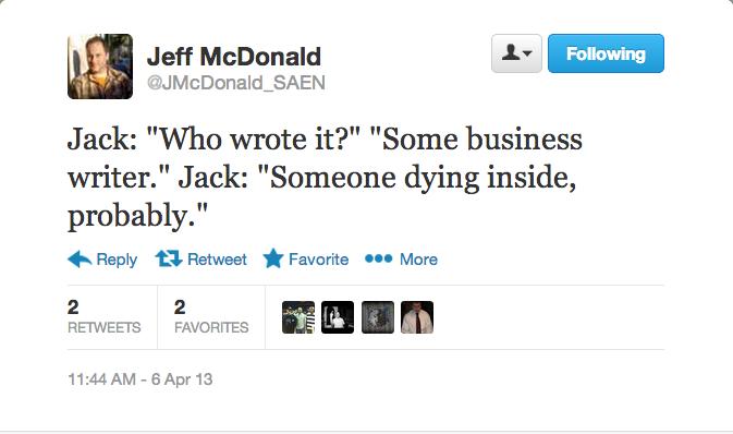 Stephen Jackson Understands Slideshow Click-Bait Perfectly