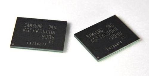 Samsung's 64GB Chip Means Serious Storage for iPhones and PMPs