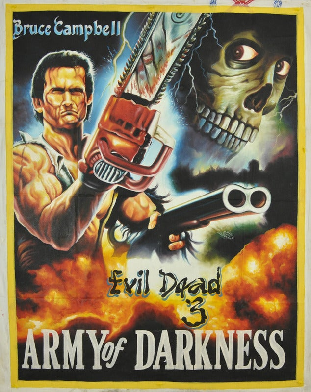 More Ghanaian movie posters that will melt your brain into porridge