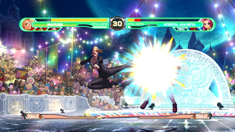 KoF XII - Getting To Know Elisabeth And Mature