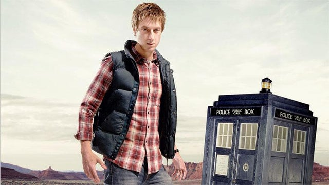 Doctor Who's Arthur Darvill hopes Rory stops dying soon