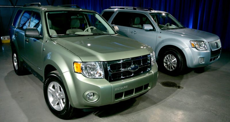 Ford Recalls About 1.4 Million Cars, Mostly For Power Steering Issues