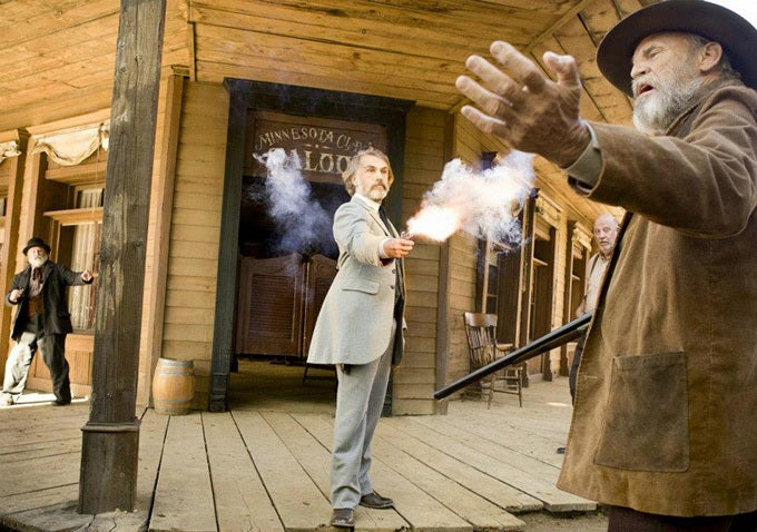 Foxx, DiCaprio, Waltz and co. in New Django Unchained Pics