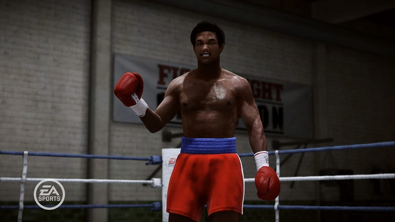 Pre-Order Fight Night, Get George Foreman As A Lean Mean Machine