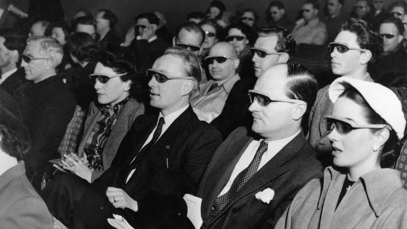 The Backwards Fashion Evolution of 3D Glasses