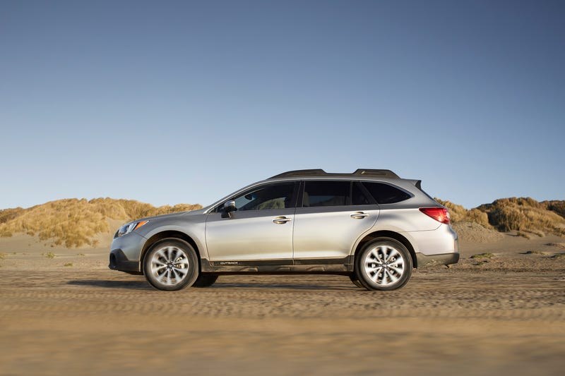 2015 Subaru Outback: This Is It