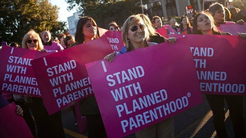 Planned Parenthood Buys Some Time In Texas Women's Health Plan