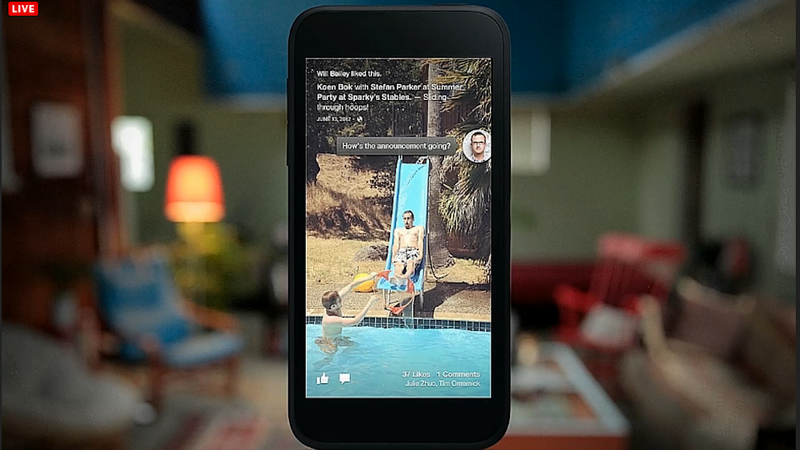The Facebook Phone: It's Finally Sorta Real (Update: Eyes-On)