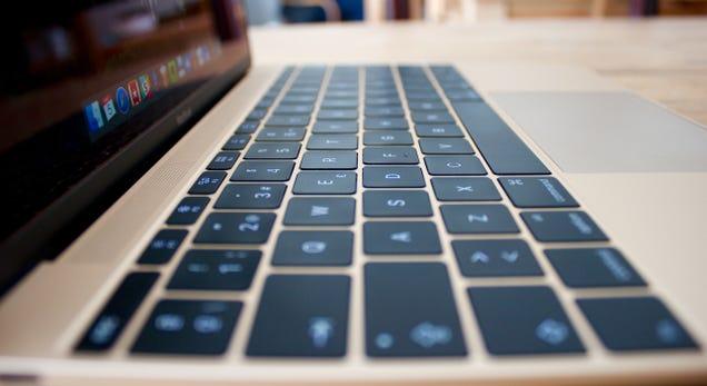 Nuevo MacBook, análisis: precioso, caro, ridículamente futurista