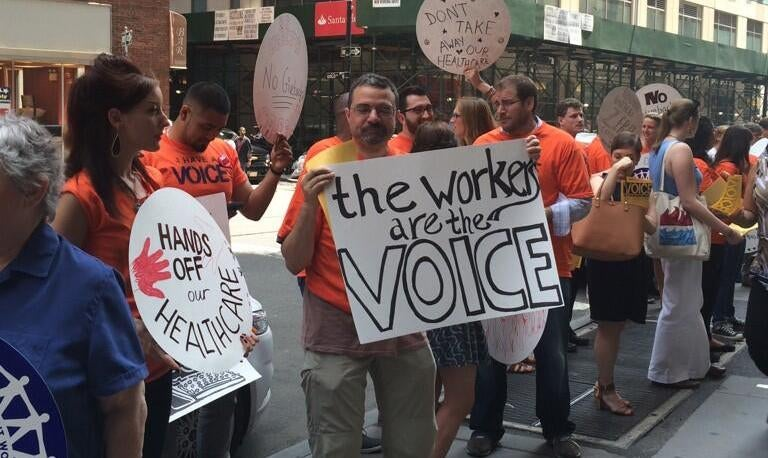 Village Voice Staffers Sick of Low Wages and Bad Coffee