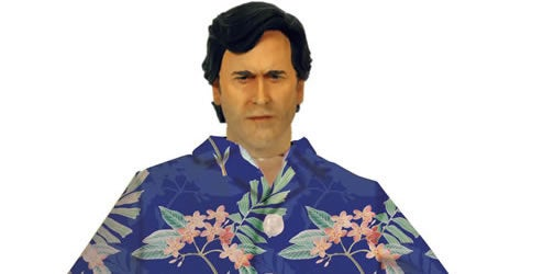 Play With Your Own Bruce Campbell
