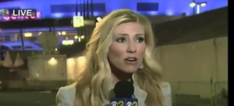 Did CBS Reporter Have A Stroke During Grammys Broadcast?