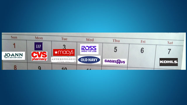 The Best Days to Shop at Major Retailers