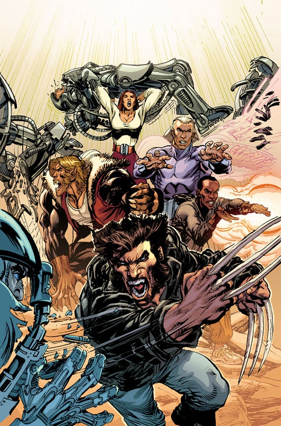 Neal Adams to draw The First X-Men, a miniseries starring Wolverine and a Nazi-hunting Magneto