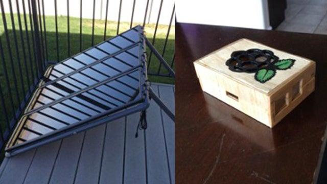Build a Solar-Powered Raspberry Pi