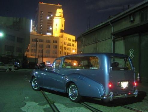 1955 Rolls Royce Silver Cloud Shooting Brake Is Classiest Breadvan You'll Ever See