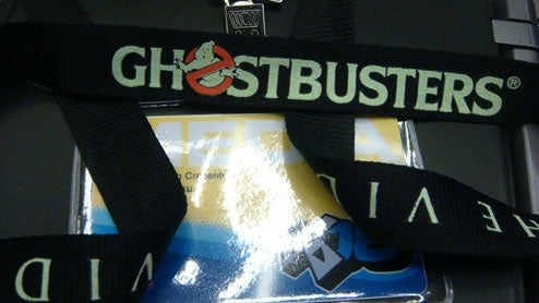 PAX Ghostbusters Lanyards Were Ghosts Of The Past