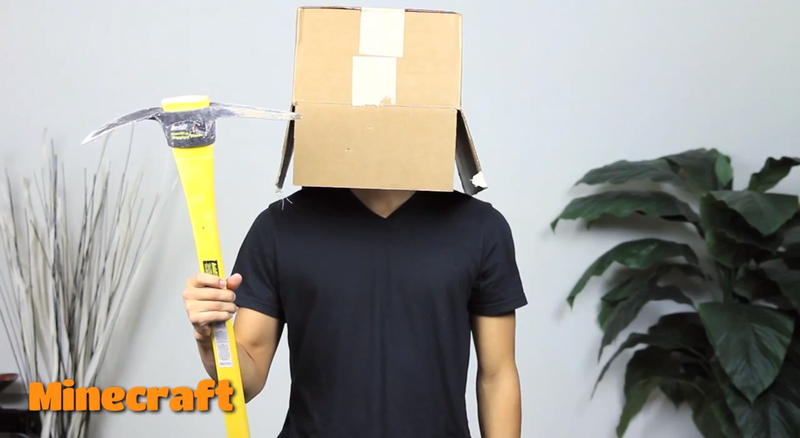 Lazy Halloween Costume Ideas For Gamers