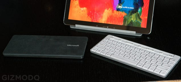 El nuevo teclado de Microsoft apunta a iOS y Android
