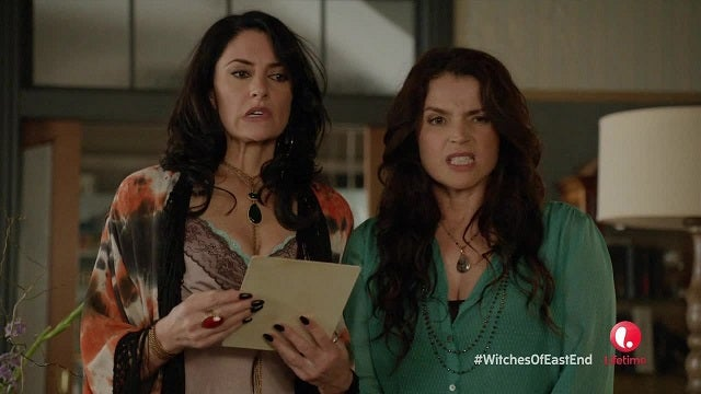 Witches of East End Is Tripping on Magic Brownies