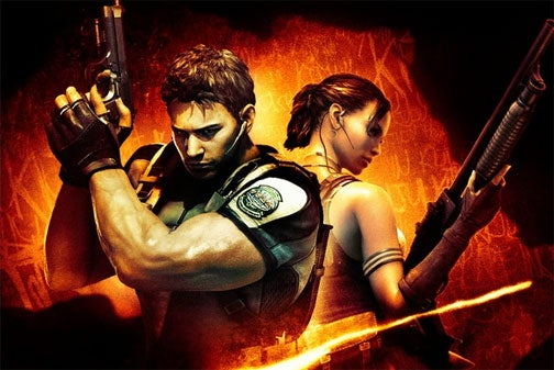 Days Before Resident Evil 5 Release, Race Debate Spikes Again
