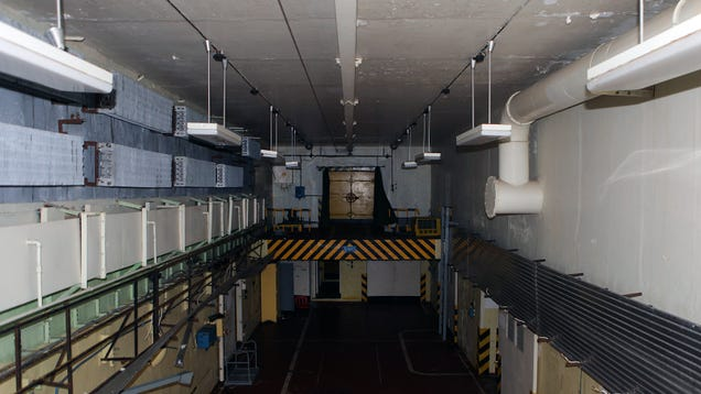 Inside the Bunker Where Soviets Kept Their Secret Stash of Nukes