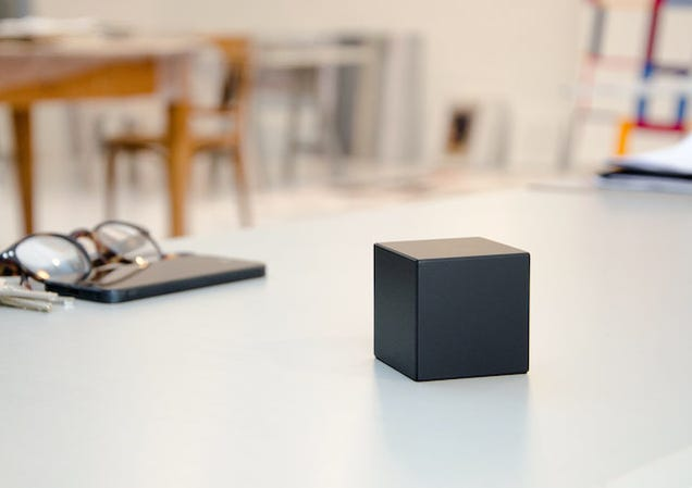 A Simple Little Cube Wants to Be the Remote Control For Your Smart Home