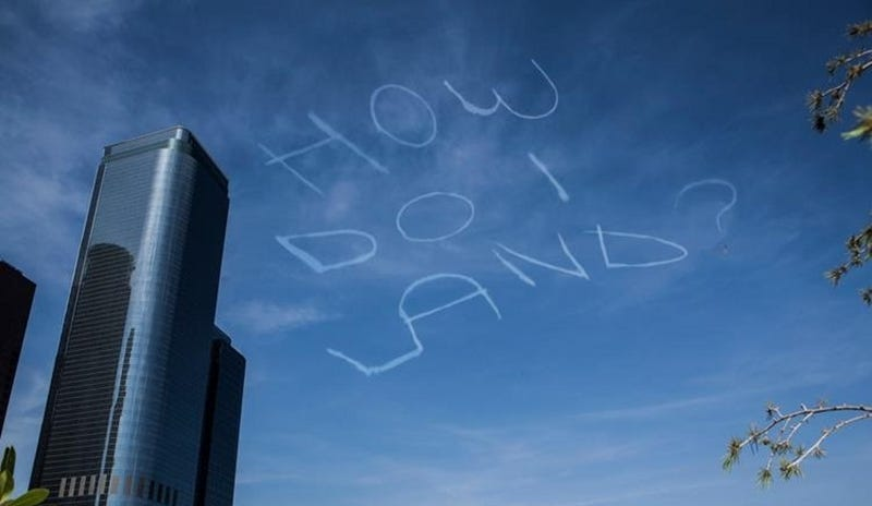 Comedian Crowdfunds Funny Words in the Sky
